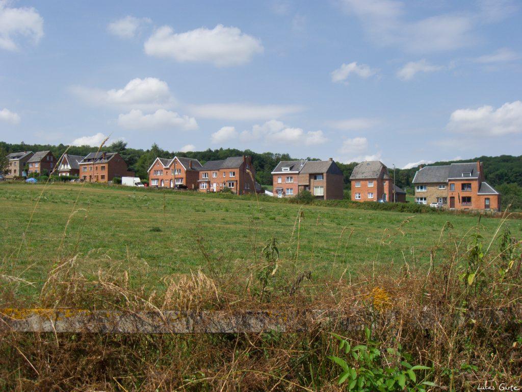 Wohnsiedlung in Anhée