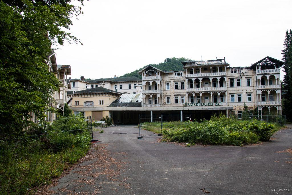 Harzburger Hof (...im Harz)