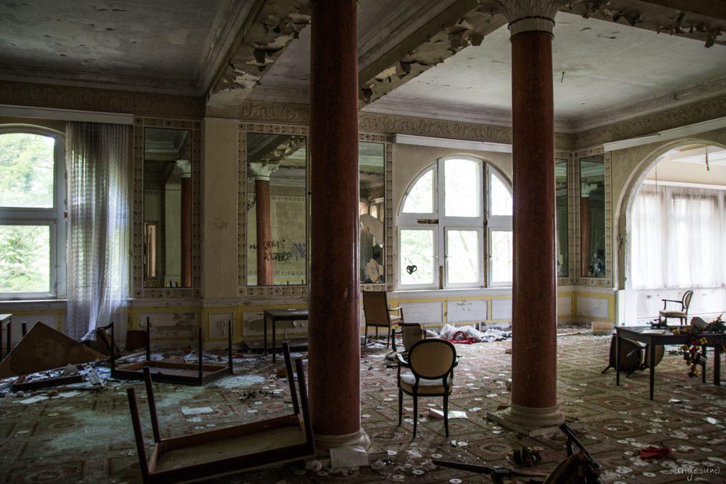 Spiegelsaal vom Harz im Harz