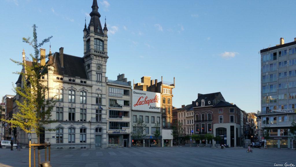Charleroi, Markt