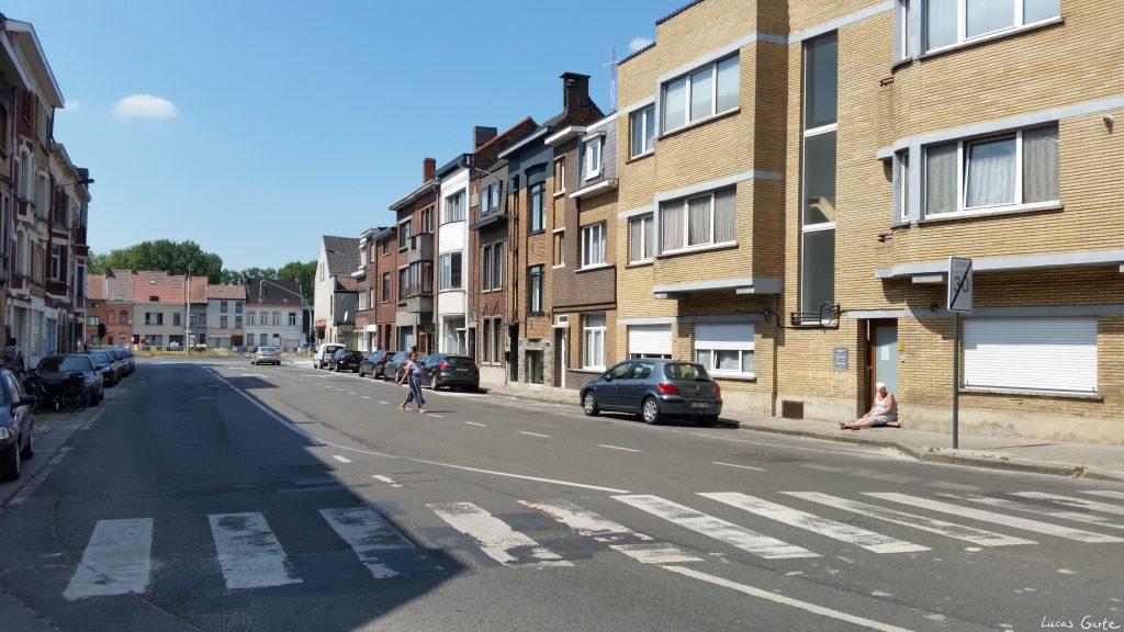 Genter Seitenstraße