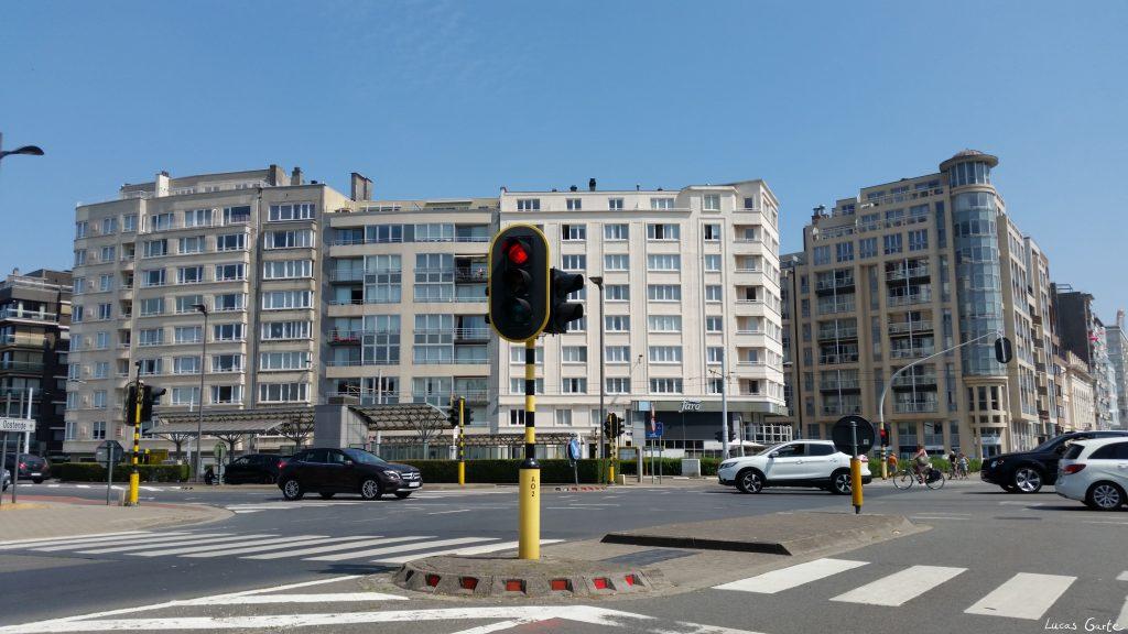 Willkommen in Oostende.