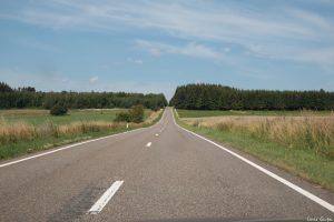 Belgische Landstraße