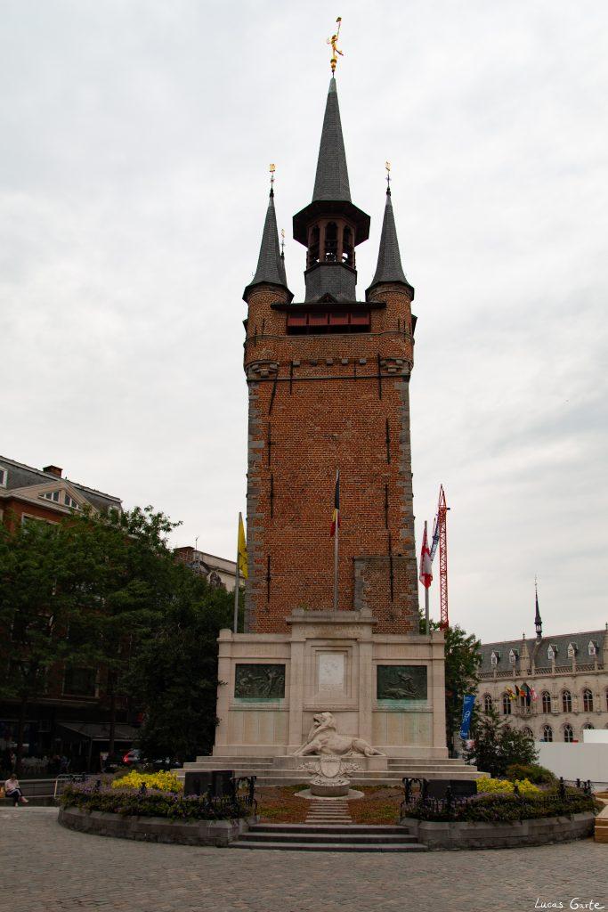 Belfried von Kortrijk