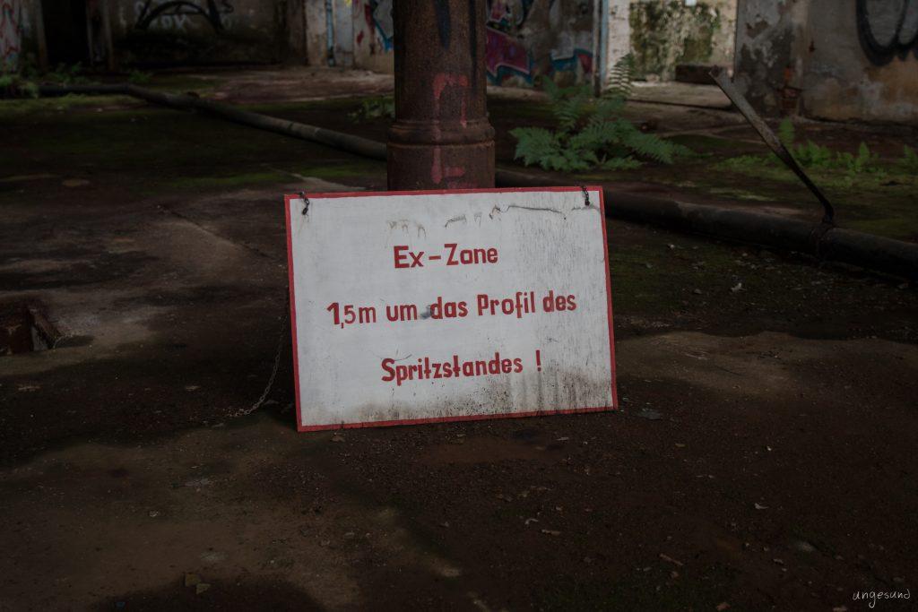 Verflossenen-Zone